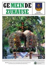 Gemeinde Zuhause 3/2013 (PDF) - Gemeinde Loipersdorf