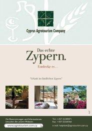 Urlaub im ländlichen Zypern