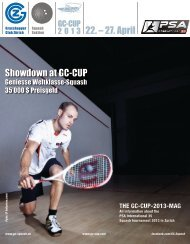 gc-cup 2013 magazin - gc-cup.com