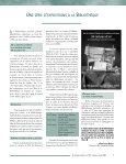 no 53 a rayons ouverts - Bibliothèque et Archives nationales du ... - Page 7