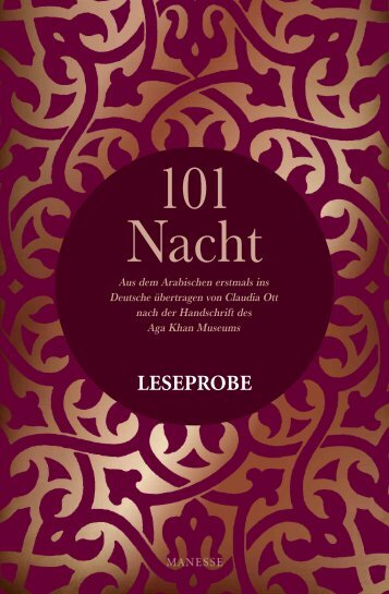Leseprobe 101 Nacht zum Download (pdf, 1 MB)
