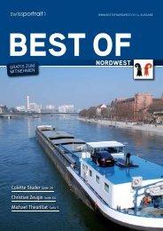 Best of Nordwestschweiz Ausgabe 4 - Swissportrait