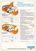 """Westfalia, ca. 1976, """"VW-Transporter Wohnmobil-Einrichtungen"""" - Page 4"""