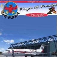 Klick - Die Eulen and Friends, Fliegen mit Freunden