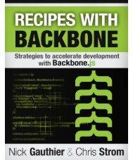Recipes with Backbone - trrrm