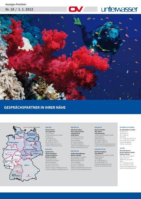 GESPRÄCHSPARTNER IN IHRER NÄHE Nr. 18 / 1. 1. 2012