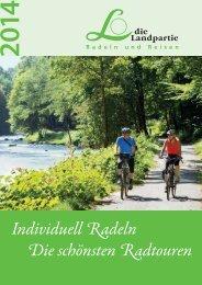 als PDF zum Download - Die Landpartie Radeln und Reisen GmbH