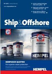 HEMPADUR QUATTRO For superior asset ... - Ship & Offshore