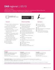 Ausgabe Juli 2013 - Architektenkammer des Saarlandes