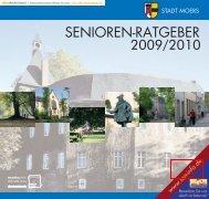 SEniOREn-RATgEbER 2009/2010 - Sen-Info