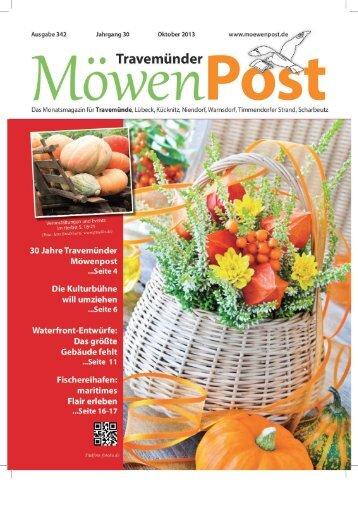 Oktober 2013 - Moewenpost.de