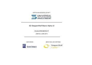 5D SteppenWolf Macro Alpha UI - Universal-Investment