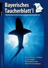 Titelthema: Haie – wie bedroht sind sie wirklich ... - BLTV