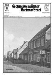 Schneidemühler Heimatbrief - Schneidemuehl.net