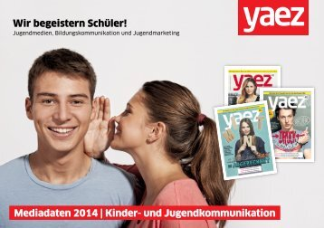 Zum Herunterladen (PDF) - Yaez Verlag für Jugendmedien