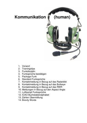 Kommunikation human - (PDF)
