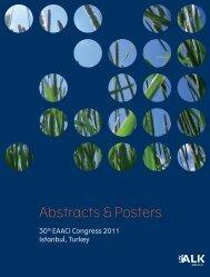 EAACI 2011 Scientific Contribution.pdf - ALK-Abelló Group