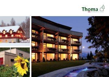 Deutsch - Thoma Holz GmbH