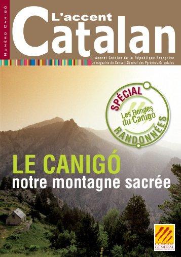 Télécharger les Rondes du Canigó - Tourisme Pyrénées-Orientales