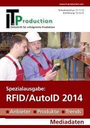 RFID/AutoID 2014 Mediadaten - IT&Production