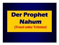 (Trost oder Tröster) - Christen in Gummersbach