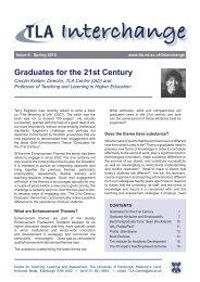 Graduates for the 21st Century - University of Edinburgh