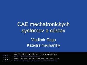 Prednáška č. 2a - Kinematika, Pohyb bodu