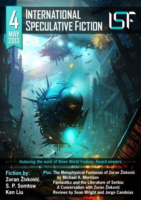 ISF # 4 2013-5-10 - International Speculative Fiction - WordPress.com