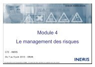 Module 4 Module 4 Le management des risques - REME