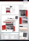 Werkstatt Computerwagen Computerschrank fahrbar Aktion 2012 ... - Page 4