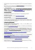 Wintersemester 2013/14 Bewerbungsinformationen für ... - Page 5