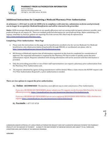 Xolairâ® Prior Authorization Form - Dhhr