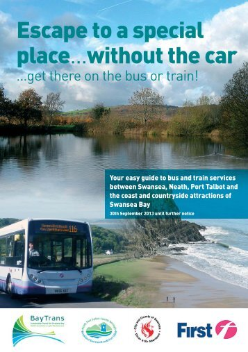Swansea Bay Visitors Guide - PDF - FirstGroup