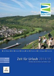 Broschüre als PDF-Datei - Zeller Land
