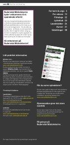 Arrangementskatalog (PDF) - Rudersdal Bibliotekerne - Page 2
