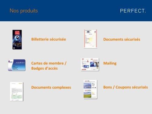 Elément de sécurité , breveté par l'EPFL - Perfect SA