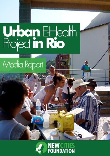 Urban E-health media report - New Cities Foundation