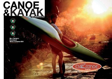 Scarica il catalogo CS Canoe