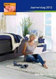 Jaarverslag 2012 - Beter Bed Holding