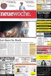 Let there be Rock - Heidenheimer Zeitung