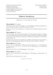 Diskrete Strukturen - xivilization