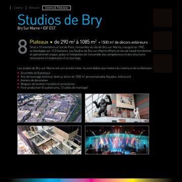 Studios de Bry - Euro Media France