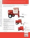 Whiteman Towable Mixer Brochure - Multiquip Inc. - Page 2