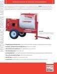 Whiteman Towable Mixer Brochure - Multiquip Inc. - Page 4