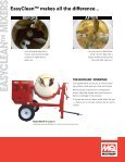 Whiteman Towable Mixer Brochure - Multiquip Inc. - Page 6