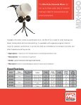 Whiteman Towable Mixer Brochure - Multiquip Inc. - Page 7