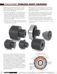 Overload Safety Couplings - Industrial and Bearing Supplies - Page 2
