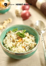 Herbst-risotto