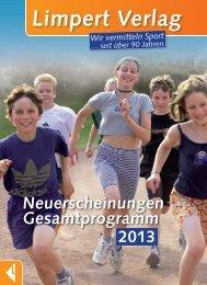 Limpert Gesamtverzeichnis 2013 - Quelle & Meyer