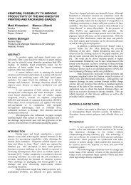 KemForm, possibility to improve productivity of the ... - Kemira